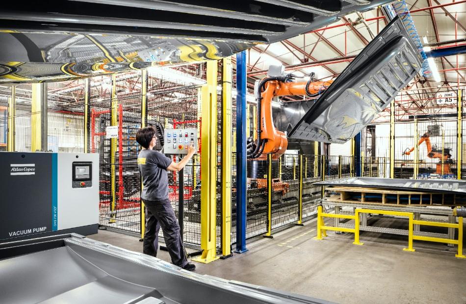 采用 VSD 技术的油润滑螺杆泵,采用变速驱动 (VSD) 技术的油封旋转螺杆泵油润滑